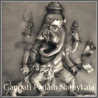 GANPATI PADAM NATAYKALA Logo
